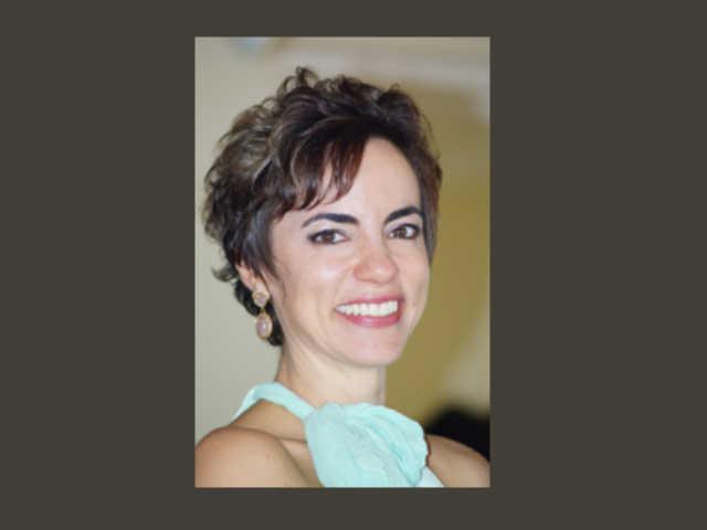 Dra. Fernanda Almeida - Universidad Federal de Minas Gerais Brasil