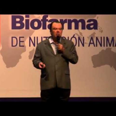 SINA Biofarma, Lic. Gustavo Barbosa Mesquita, Ing. Ricardo de Castro Merola: Del pasto al plato