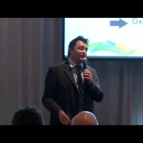 SINA Biofarma, PhD. Everton Krabbe: Estabilidad oxidativa del alimento, análisis y desafío