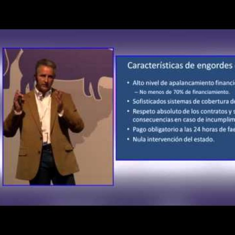 SINA Biofarma, MSc. Roberto Eizmendi: Experiencia americana y argentina del engorde a corral