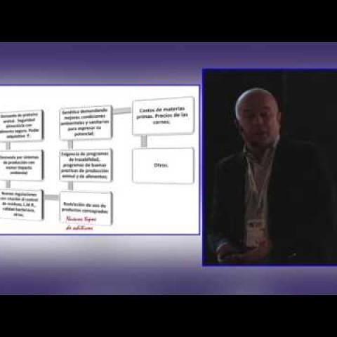SINA Biofarma, Dr. Marcel Joineau: Uso de ácidos orgánicos en producción porcina